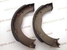 cj750 m5 wheels brake shoes line