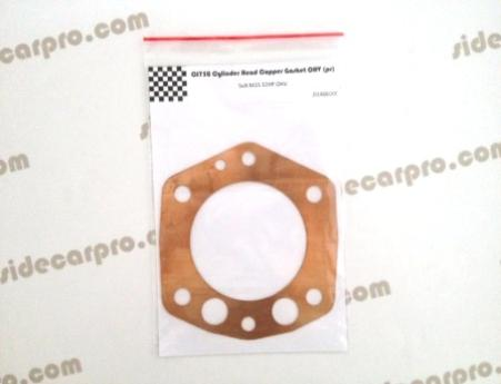 chang jiang750 copper cylinder head gasket ohv m1s m1super