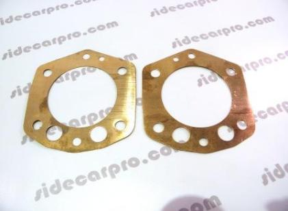 cj750 cylinder head copper gasket ohv 32hp m1super