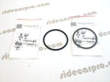 CJ750 parts final drive bearing nut o-ring packaging standard
