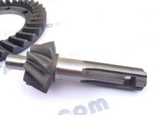 cj750 parts rack pinion read drive high speed gear