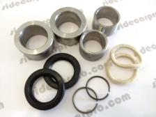 cj750 parts front fork maintenance repair kit felt oil seal pair