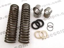 cj750 parts front fork maintenance repair kit felt oil seal paircj750 parts front fork maintenance rebuild kit