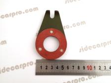 chang jiang750 parts nos steering friction damper disc m1m cj 750