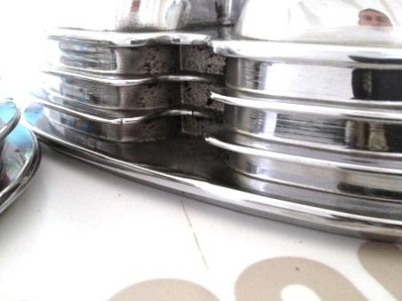 cj750 rocker cover ohv m1s bmw r75/5 12v polished chrome
