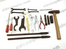 cj750 toolkit CJ750 parts