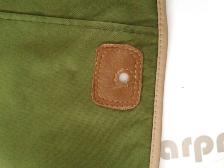 cj750 parts sidecar cover PLA army green buckle