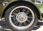 cj750 wheel tire tyre rim spokes
