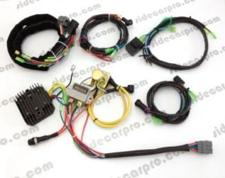 cj750 parts wiring cable 12V HQ