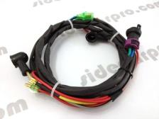 cj750 parts 12v upgrade wire cable assembly waterproof