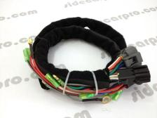 cj750 parts 12v upgrade cable wire assembly