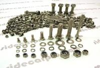stainless steel CJ fixings set CJ750 parts
