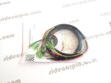 combination switch cj750 parts wiring harness sv ohv