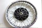polished alloy rim spokes cj750