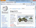Dnepr M-72 M-72M and sidecar pro